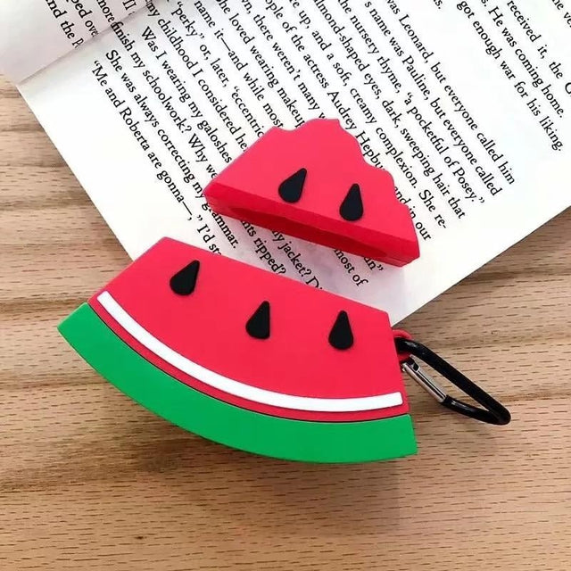 Watermelon Premium AirPods Case Shock Proof Cover-iAccessorize