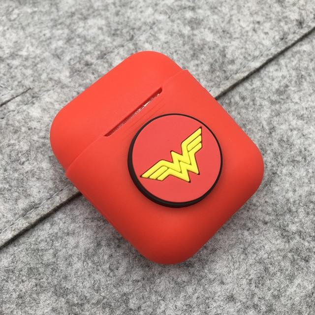 Wonder Woman AirPods Case Shock Proof Cover-iAccessorize