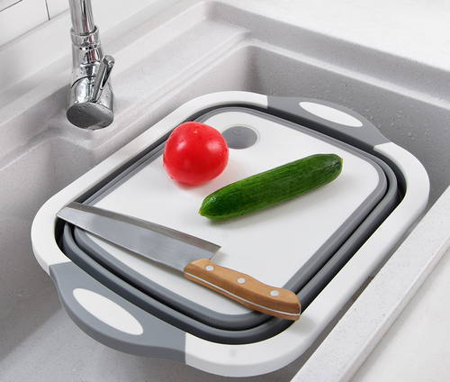 Dropboard - The Versatile Cutting Board