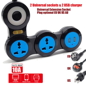 Flexible Power Strip