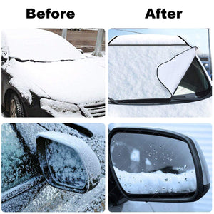 SnowTech™ Windshield Cover 50% Off Today Only