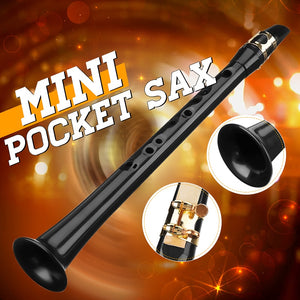 Mini Pocket Saxophone
