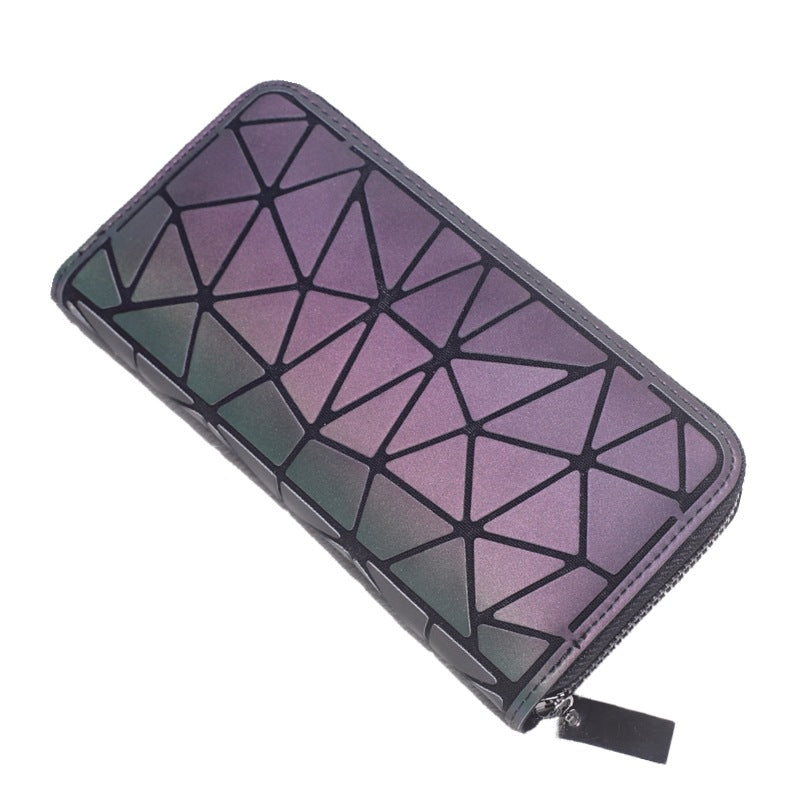 Luminous Geometric Wallet