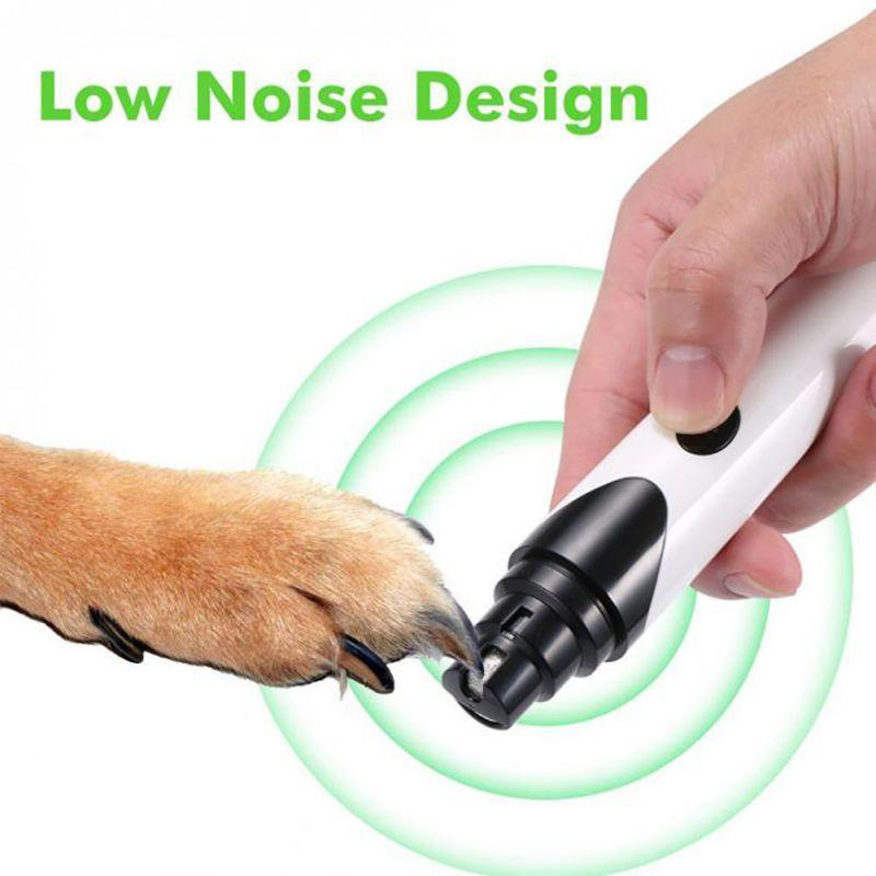 Electric Dog Nail Trimmer