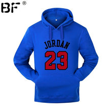 Load image into Gallery viewer, 2018 Brand New Fashion JORDAN 23 Men Sportswear Print Men Hoodie