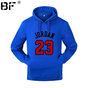 2018 Brand New Fashion JORDAN 23 Men Sportswear Print Men Hoodie
