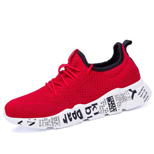 2018 Brand Shoes Man Designer Summer Male Shoes Tenis Masculino Krasovki Black Shoes Breathable Men Casual Shoes High Quality