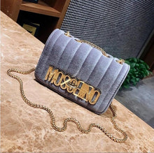 Load image into Gallery viewer, 2018 New Fashion leather bag chain Shoulder Bags  Famous Brand