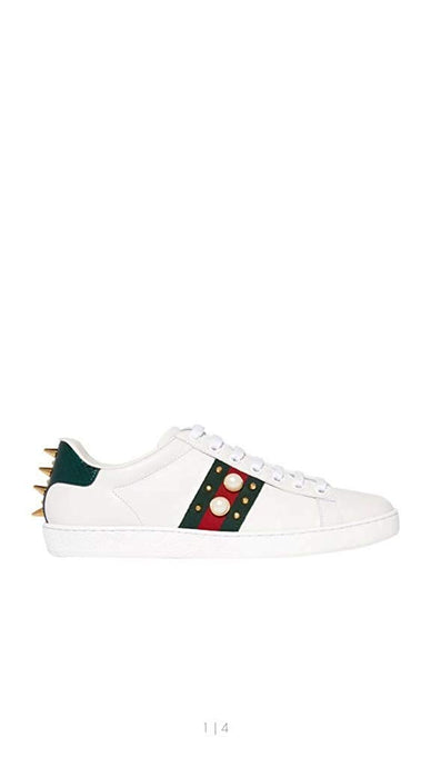Luxury-gucci High-end Casual Classic Fashion Shoes