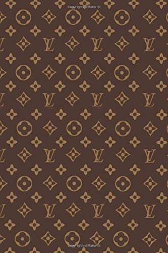Louis Vuitton - Monogram Notebook: 2019 Weekly Planner with Note Paper Section: