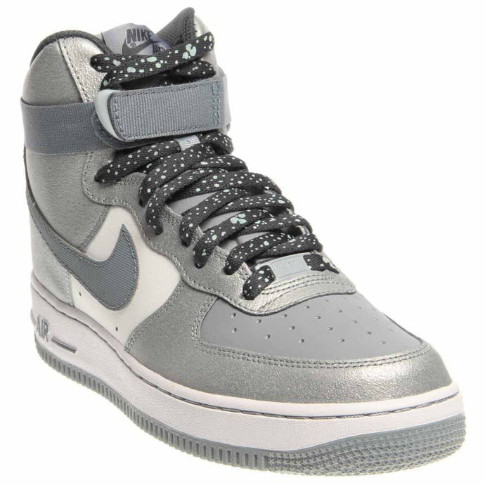 NIKE Air Force 1 Grade School Basketball Shoes Glow in The Dark Shoelaces