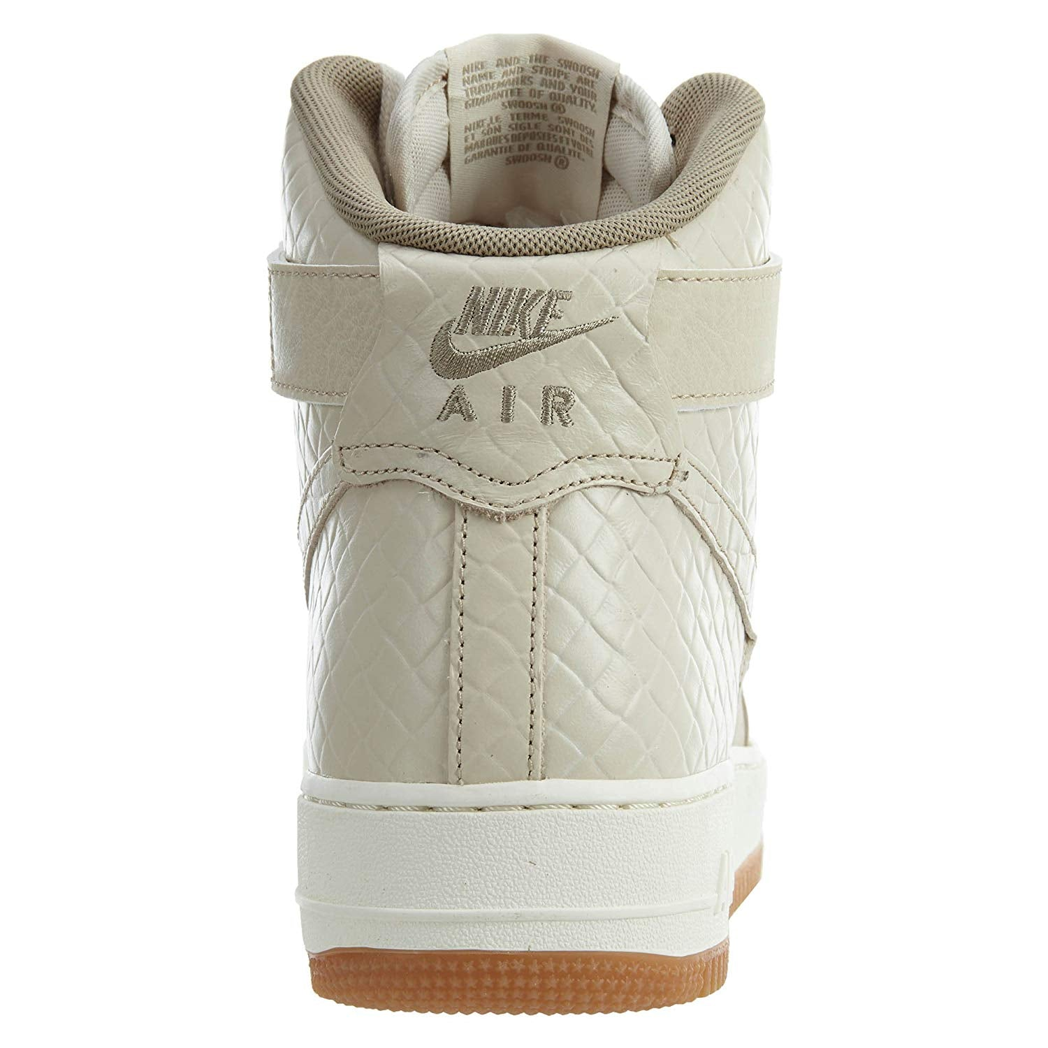 brand new 86c15 a13ef ... Load image into Gallery viewer, NIKE Air Force 1 Hi Premium Oatmeal  Oatmeal- ...