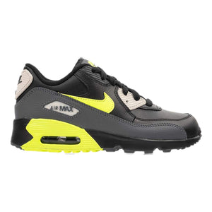 pretty nice 21c42 00fd9 NIKE Girls Air Max 90 LTR SE Running Shoes