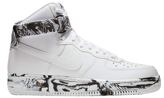 NIKE Air Force 1 High '07 Lv8 Lthr Mens At3293-100