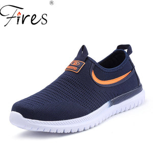 Fashion Men Loafer Shoes Summer Breathable Men's Casual Shoes Trend Lightweight Loafers Comfortable Sneakers Man's Flats Shoes