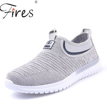 Load image into Gallery viewer, Fashion Men Loafer Shoes Summer Breathable Men's Casual Shoes Trend Lightweight Loafers Comfortable Sneakers Man's Flats Shoes