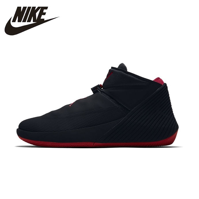 5cb7522652a7d4 NIKE AIR JORDAN Mens Basketball Shoes Breathable Stability Support Sports  Sneakers For Men