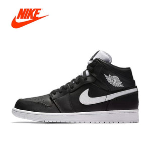 Nike Air Jordan 1 Mid AJ1 Original Men's Basketball Sneakers