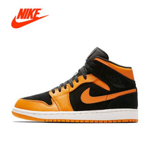 Load image into Gallery viewer, Nike Air Jordan 1 Mid AJ1 Original Men's Basketball Sneakers