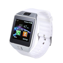Load image into Gallery viewer, Bluetooth Smart Watch DZ09 Smartwatch GSM SIM Card With Camera for Android IOS Phones