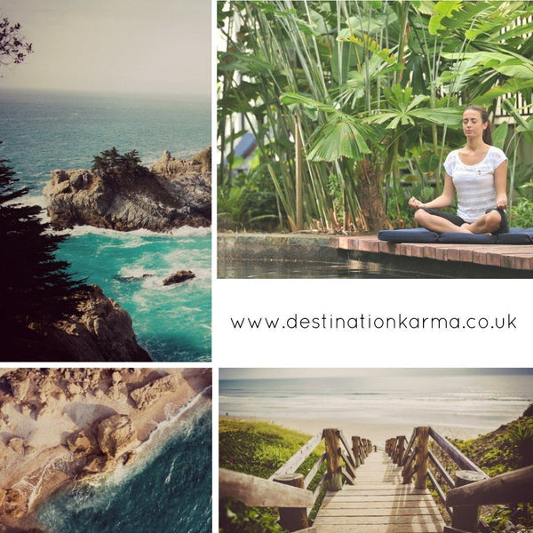 Destination Karma - Yoga - Blog