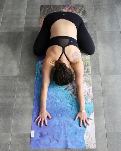 Destination Karma - The Edge Travel Yoga Mat