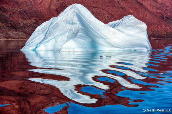 Melting Waves, Rodef Fjord ,Greenland