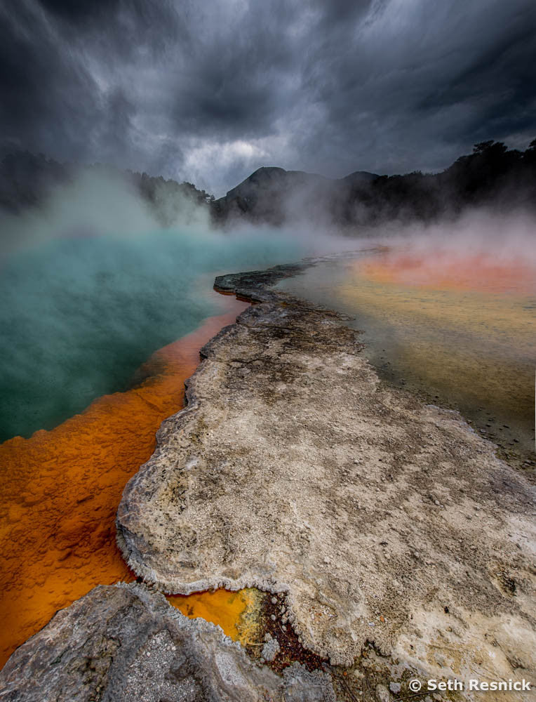 Fire Water, New Zealand