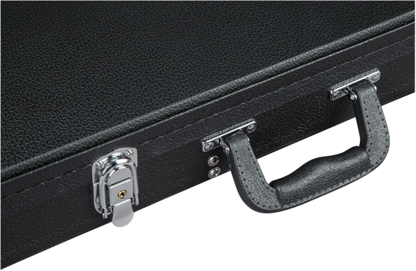 Charvel Style 1 and 2 Economy Guitar Case - Black