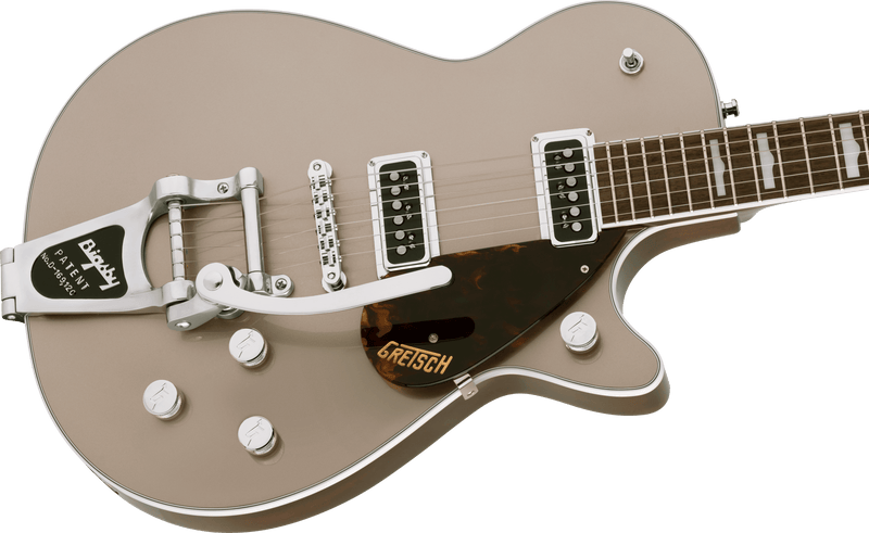 Gretsch G6128T Players Edition Jet DS with Bigsby - Sahara Metallic