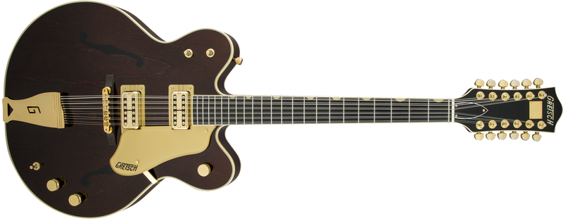 Gretsch G6122-6212 Vintage Select '62 Chet Atkins Country Gentleman 12 String Hollow Body - Safe Haven Music Guitars