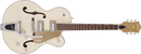 Gretsch G5410T Limited Edition Electromatic Tri-Five Hollow Body Single-Cut with Bigsby - Two-Tone Vintage White/Casino Gold