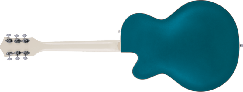 Gretsch G5410T Limited Edition Electromatic Tri-Five Hollow Body Single-Cut with Bigsby - Two-Tone Ocean Turquoise and Vintage White