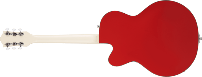 Gretsch G5410T Limited Edition Electromatic Tri-Five Hollow Body Single-Cut with Bigsby - Two-Tone Fiesta Red and Vintage White