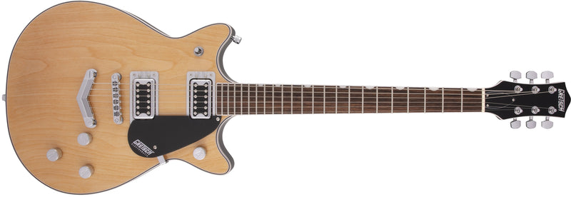 Gretsch G5222 Electromatic Double Jet BT with V-Stoptail - Aged Natural