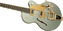 Gretsch G5655TG Electromatic Center Block Jr. Single-Cut with Bigsby - Aspen Green