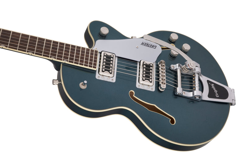 Pre-Order Gretsch G5655T Electromatic Center Block Jr. Single-Cut with Bigsby - Jade Grey Metallic