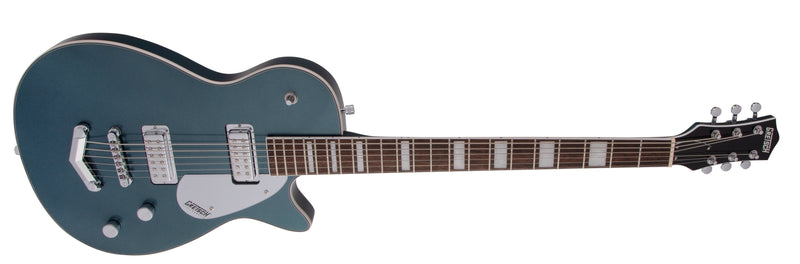 Gretsch G5260 Electromatic Jet Baritone with V-Stoptail - Jade Grey Metallic
