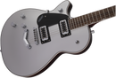 Gretsch G5230LH Electromatic Jet FT Single-Cut with V-Stoptail - Airline Silver