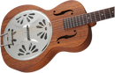 Gretsch G9200 Boxcar Round-Neck Resonator Guitar Natural