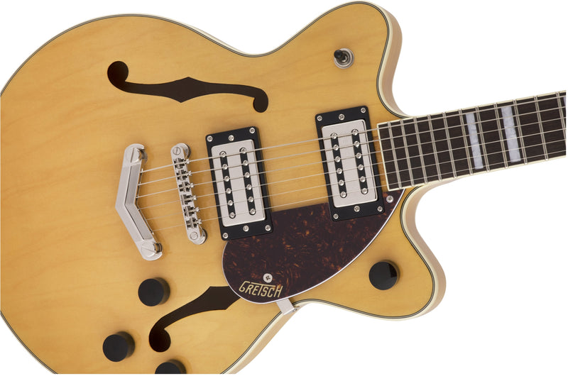 Gretsch G2655 Streamliner Center Block Jr. with V-Stoptail - Village Amber