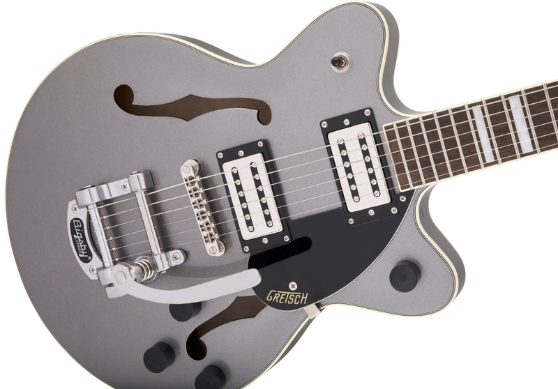Gretsch G2655T Streamliner Center Block Jr. with Bigsby - Phantom Metallic