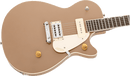 Gretsch G2215-P90 Streamliner Junior Jet Club - Sahara Metallic Pre-Order