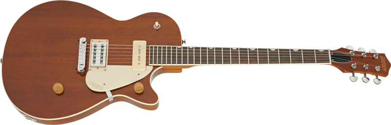 Gretsch G2215-P90 Streamliner Junior Jet Club - Single Barrel Stain
