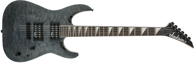 Jackson Dinky Arch Top JS32TQ DKA - Transparent Black