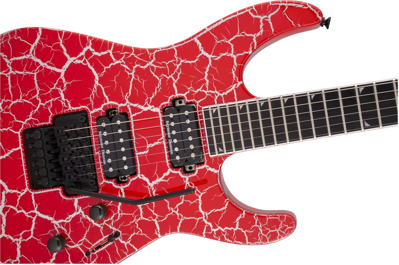 Jackson Pro Series Soloist SL2 - Red Mercury