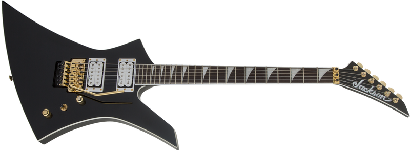Jackson X Series Kelly KEX - Gloss Black