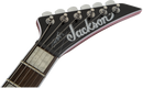 Jackson X Series Signature Scott Ian King V - Candy Apple Red
