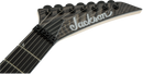 Jackson Pro Series Dave Davidson Signature Warrior WR7 - Distressed Ash