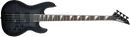 Jackson JS Series Concert Bass JS3Q, - Transparent Black Burst